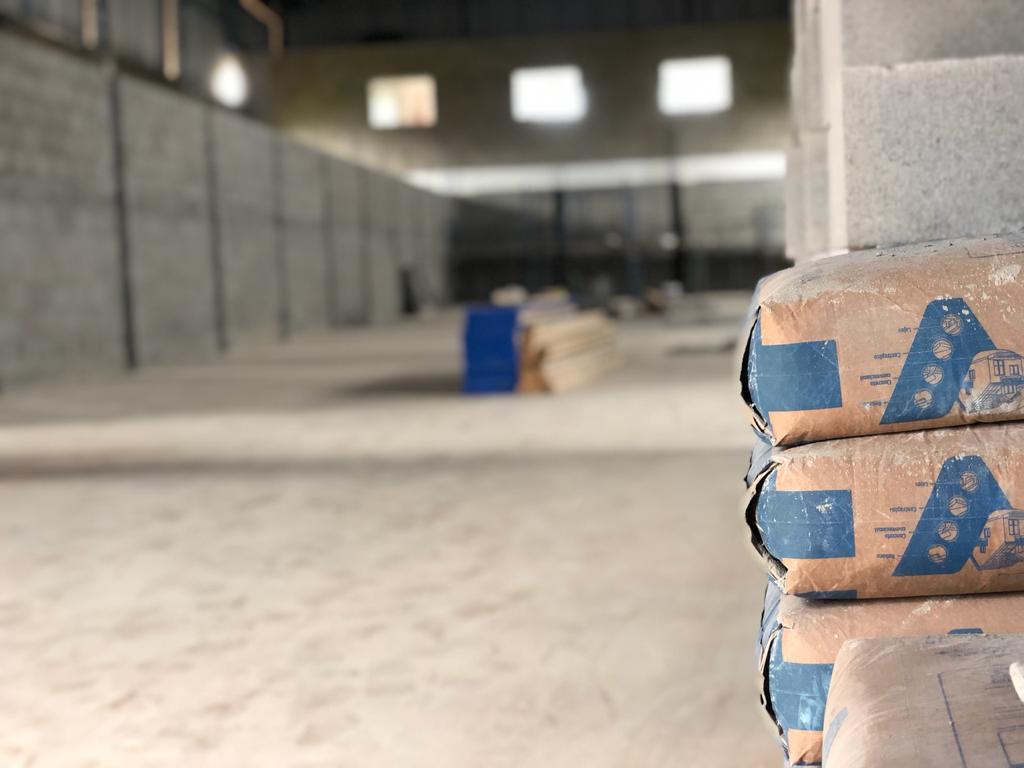 Construção do Clube de Tiro Piracicabano Indoor